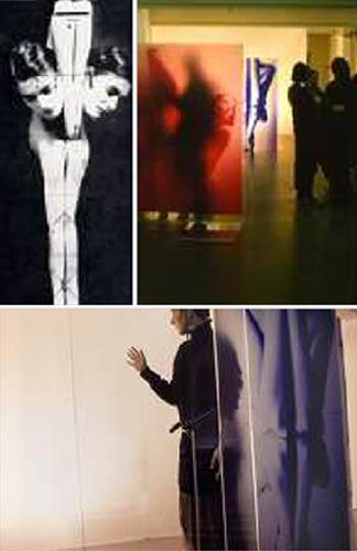 1985 / Foto-Glas-Installationen