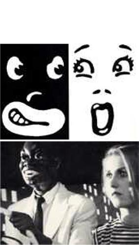 1988 / Mr.Choclate meets Miss Milk
