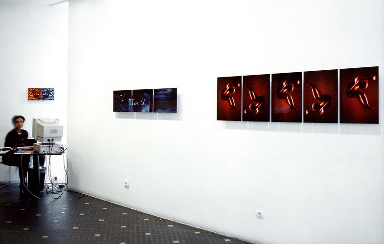 Galerie Natkin Berta, Paris, 1996