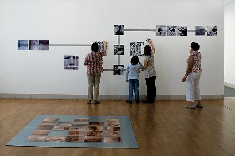 Installation hybride, centre d'art Stuttgart Sindelfingen, 2008
