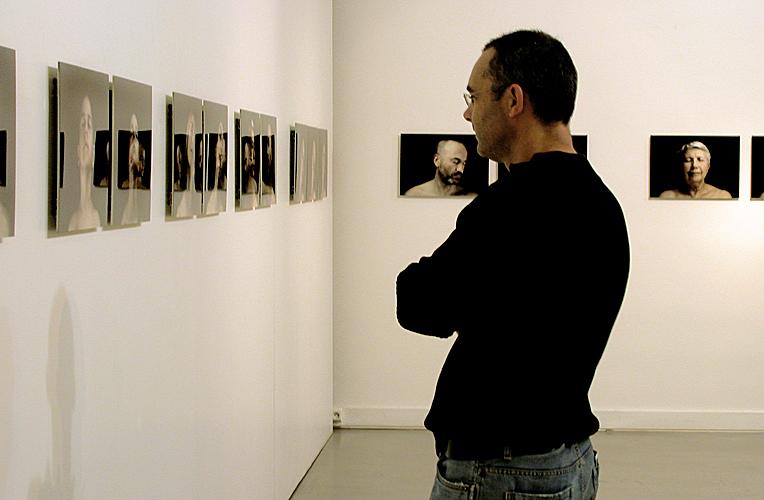 16e Rencontres photographique, Galerie du Faouëdic,  Lorient, 2005