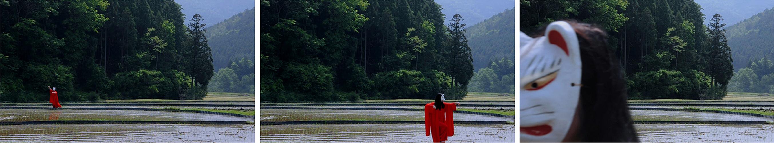 Edition 97,5 x 35,5 cm, « stills » photographique de la vidéo, 2010/2012 jet d'encre pimentaire sur papier Hahnemühle, 25 ex.