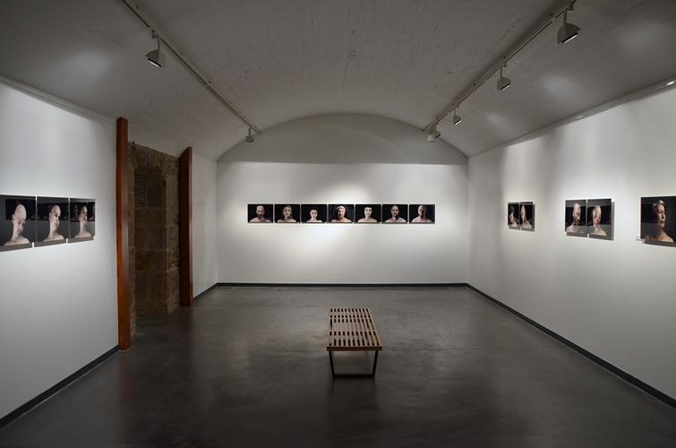 Travail photographique Traum-a à l'Atelier, espace d'art contemporain de la ville de Nantes, 2014