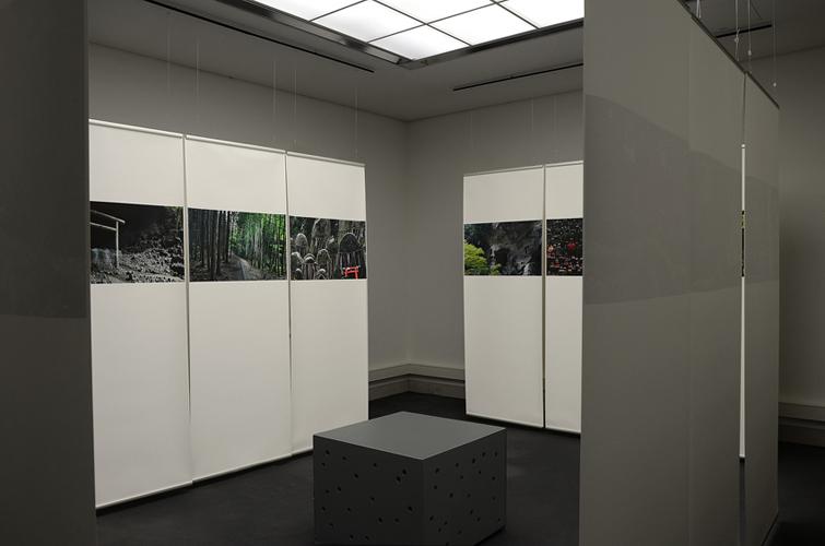Installation SoulScape à l'Atelier, espace d'art contemporain de la ville de Stuttgart Sindelfingen, 2016