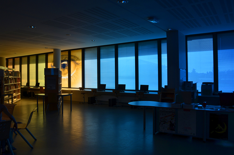 Voir tre vu ursula kraft for Interieur artistique